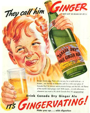 ginger ale report Some people who consume large amounts of ginger ale report experiencing  bloating and gas however, these side effects are more commonly felt by people .