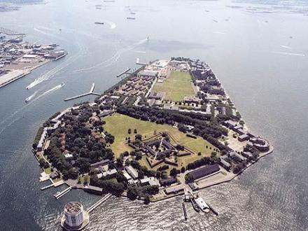 Governors Island Plans of Governors Island