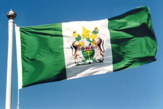 Flag of Rhodesia