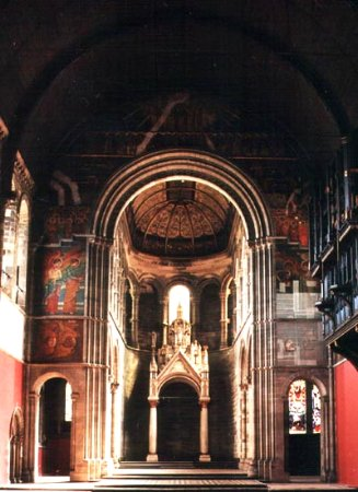 The Catholic Apostolic Church, Edinburgh | andrewcusack com