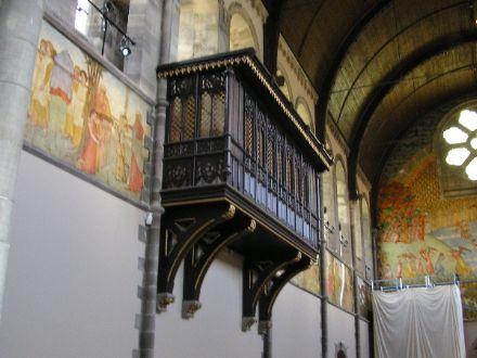 The Catholic Apostolic Church, Edinburgh   andrewcusack com