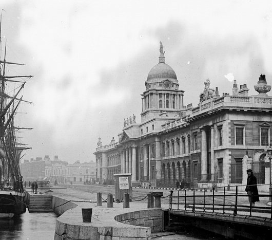 The Dome Of The Custom House Dublin Andrewcusack Com