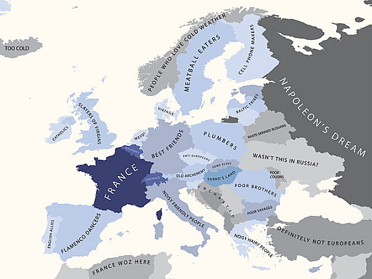 Europe According to Stereotype