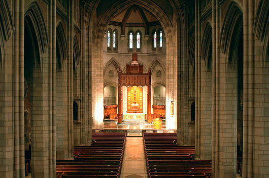 1306 St Nicholas Avenue New York: The Cathedral Of The Bronx