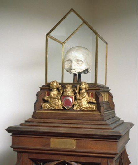 Pedro de Luna Death Mask