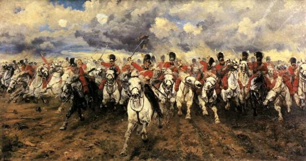 La batalla de Waterloo Scotsdg3