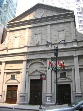 The Church of St Agnes   andrewcusack com