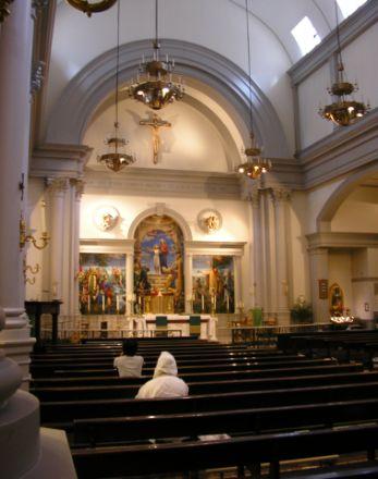 The Church of St Agnes | andrewcusack com